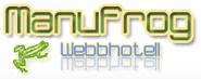ManuFrog Webbhotell